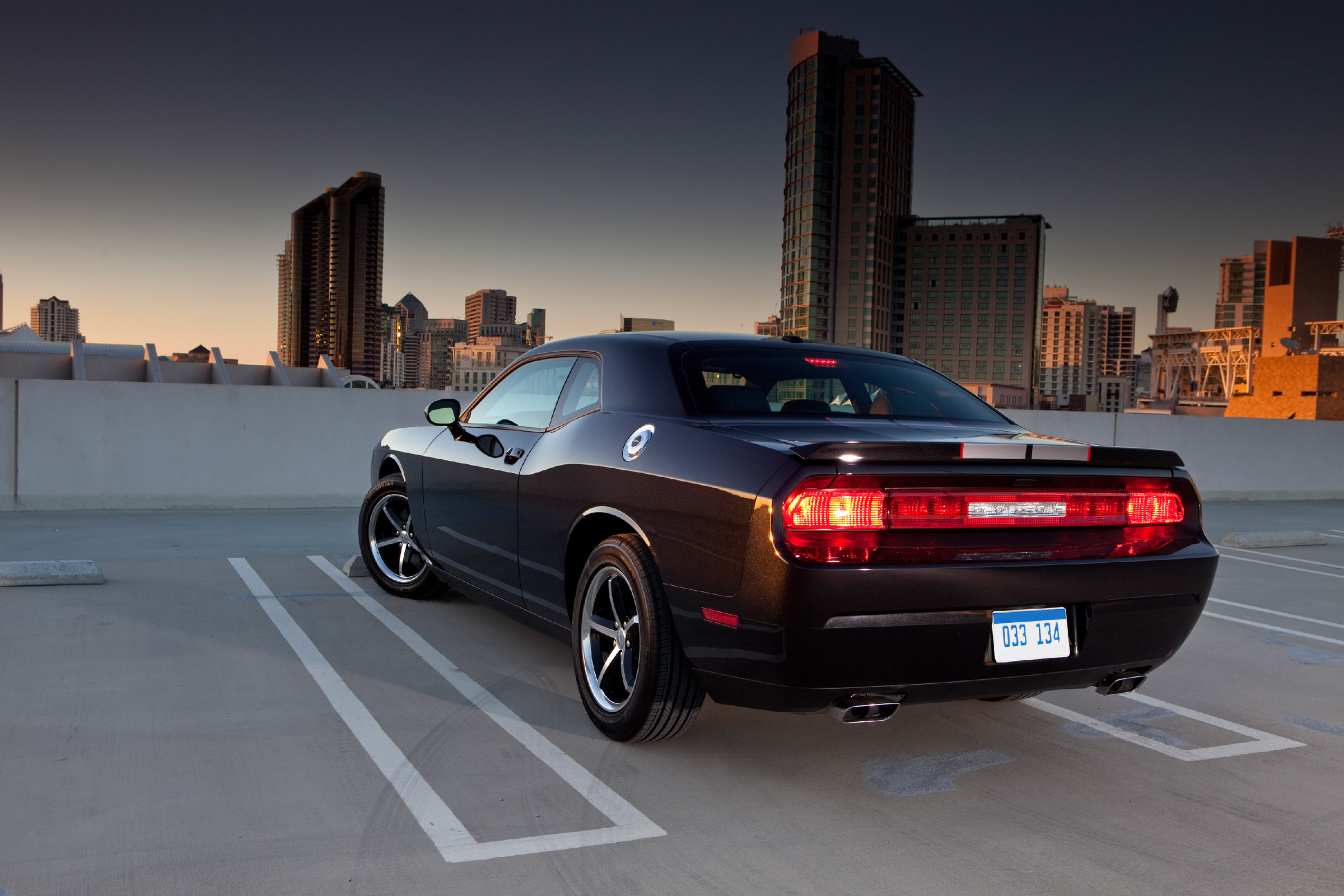 "2011 Dodge Challenger - Second Consecutive ""Shopper's Choice Award"""