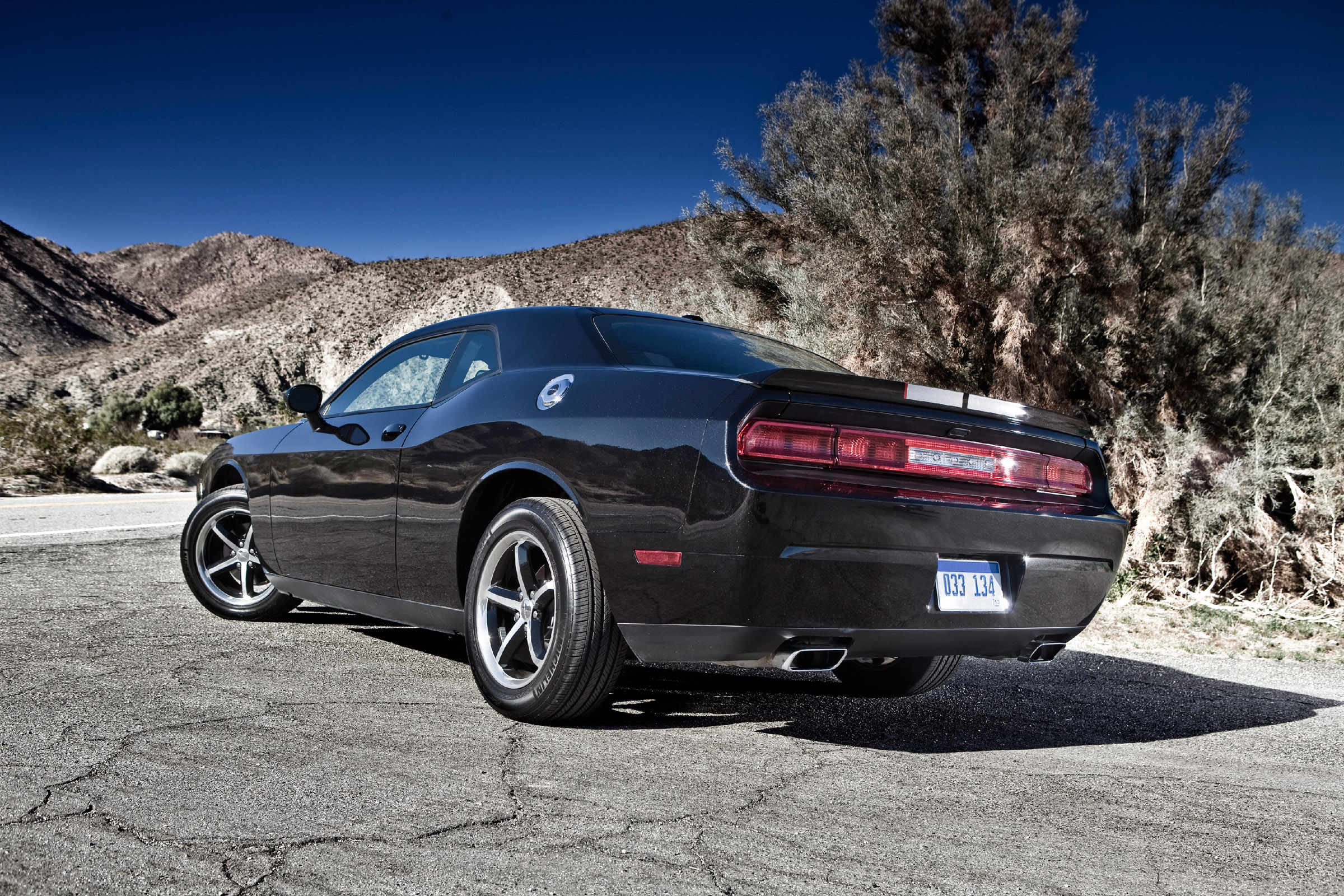 2011 Dodge Challenger Rt Picture 59781