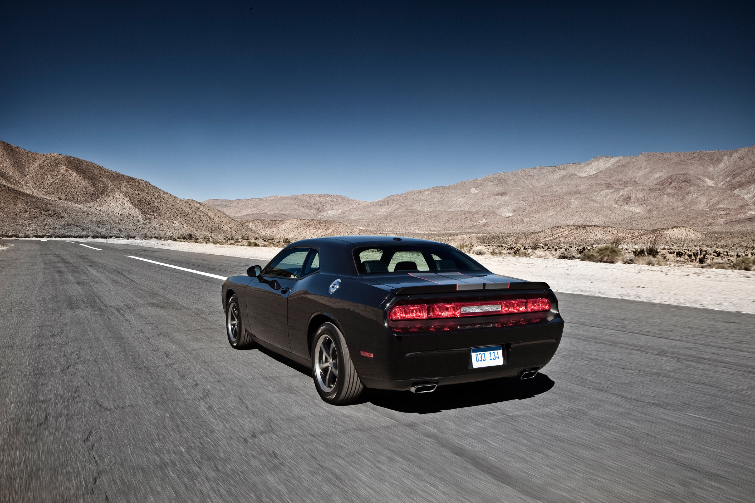2011 Dodge Challenger Rt Picture 59785