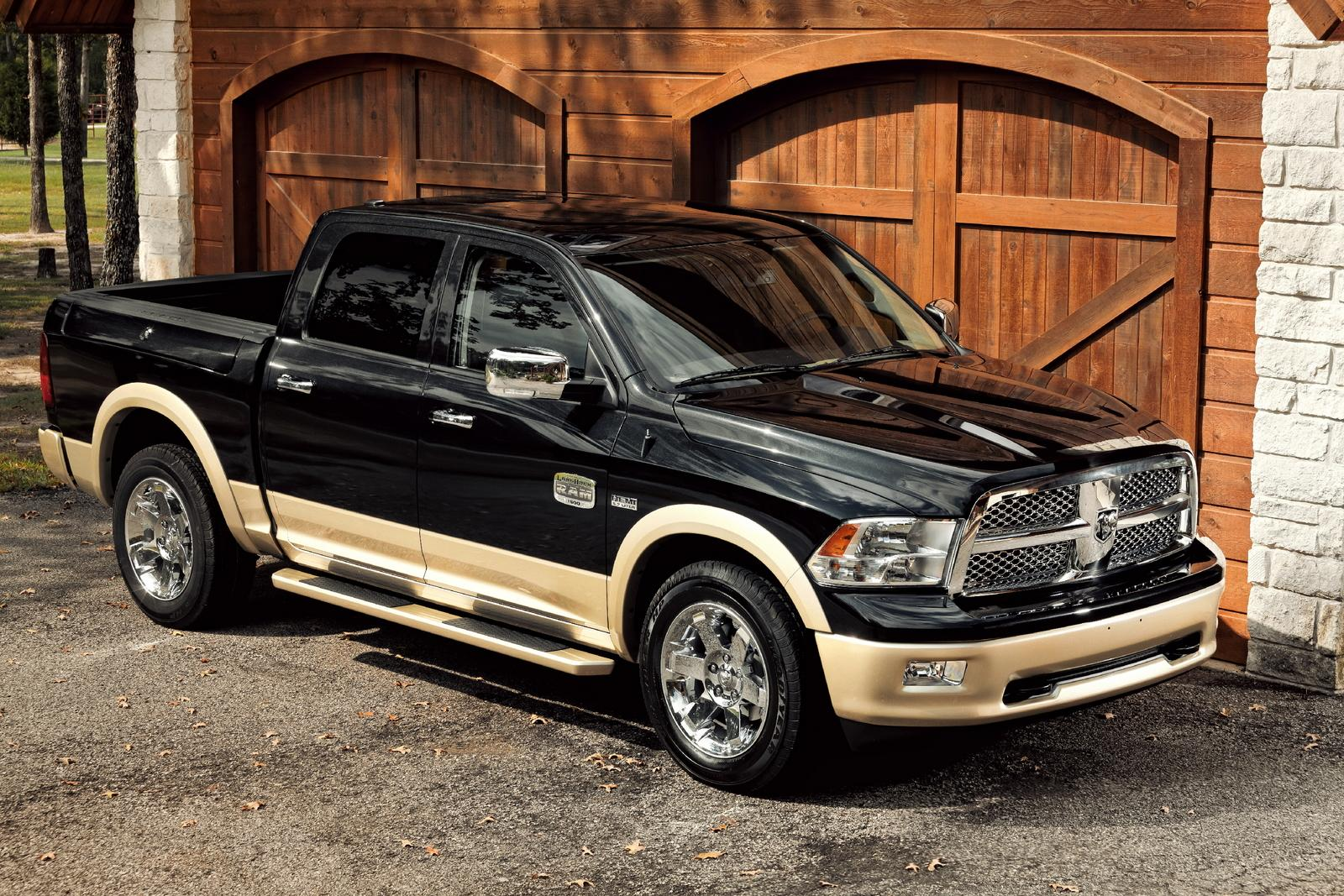 Dodge Ram Laramie Longhorn Edition at the 2010 Texas State ...