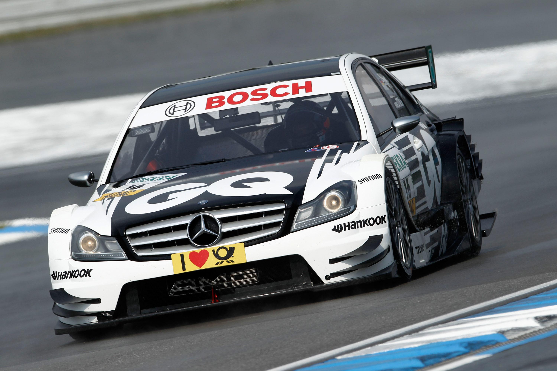 2011 Dtm Season Mercedes Benz Bank Amg C Class Picture