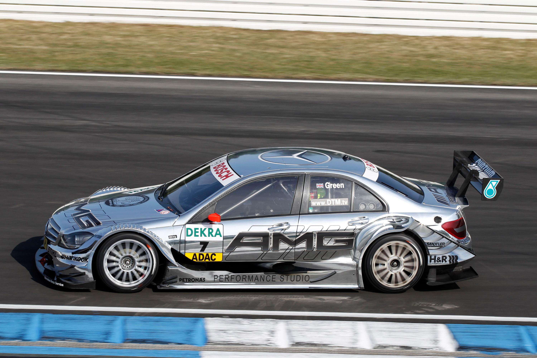 2011 DTM season - Mercedes-Benz Bank AMG C-Class - Picture ...