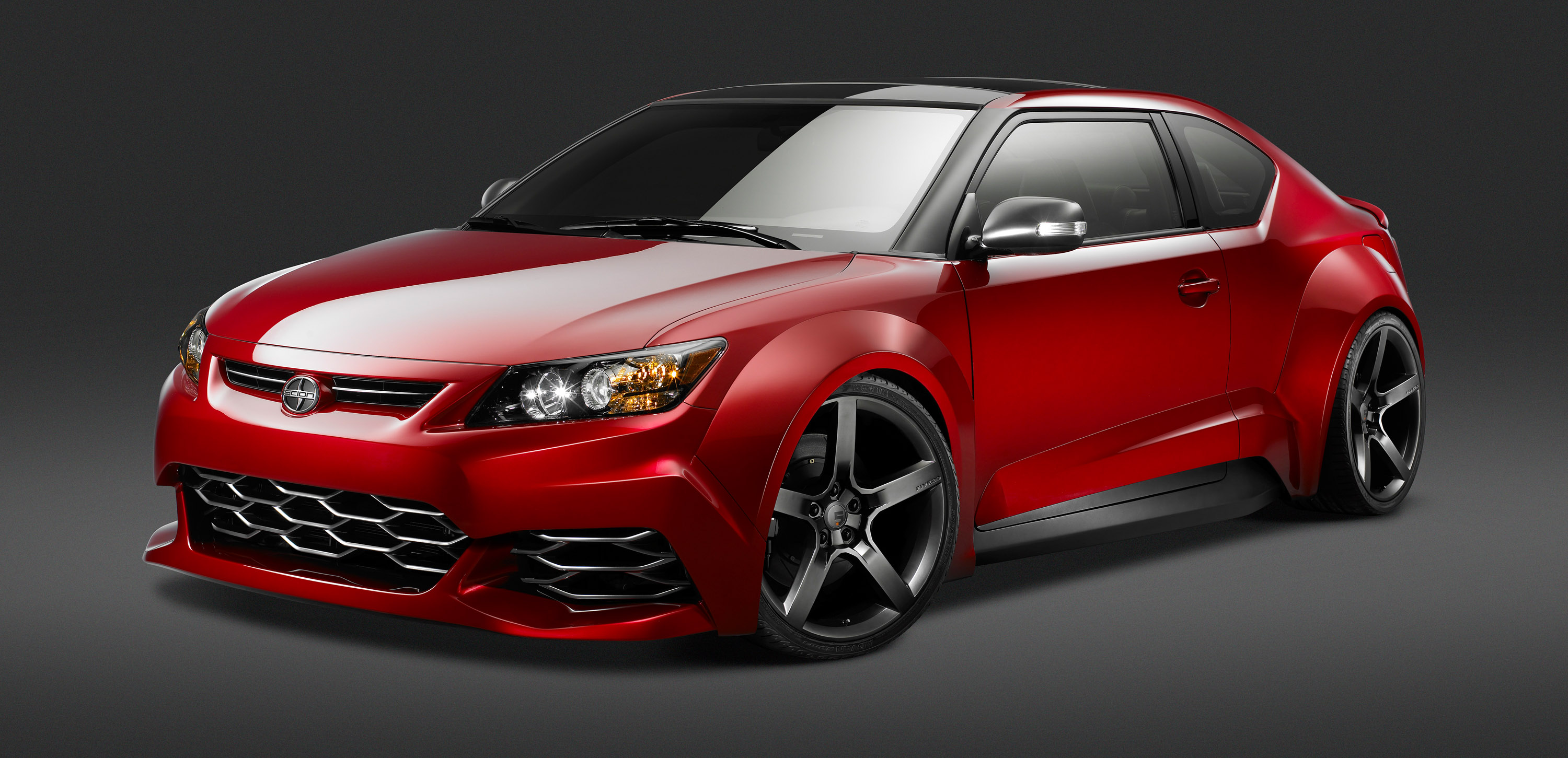 Five Axis Presents Highly Modified 2011 Scion Tc