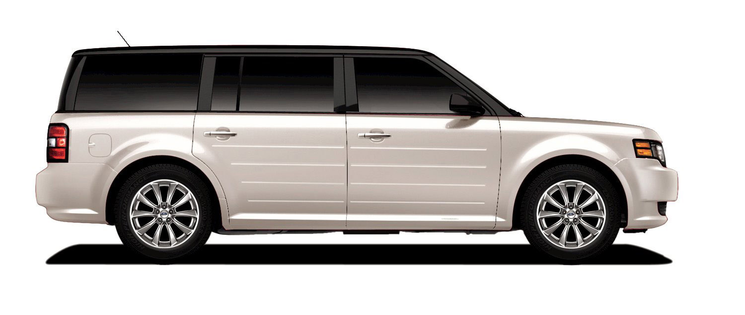Ford Uncovers 2011 Flex Titanium Edition