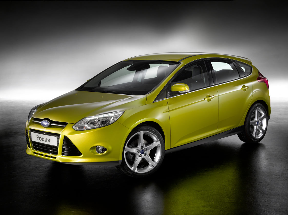 2011 Ford Focus Estate Officially Unwrapped