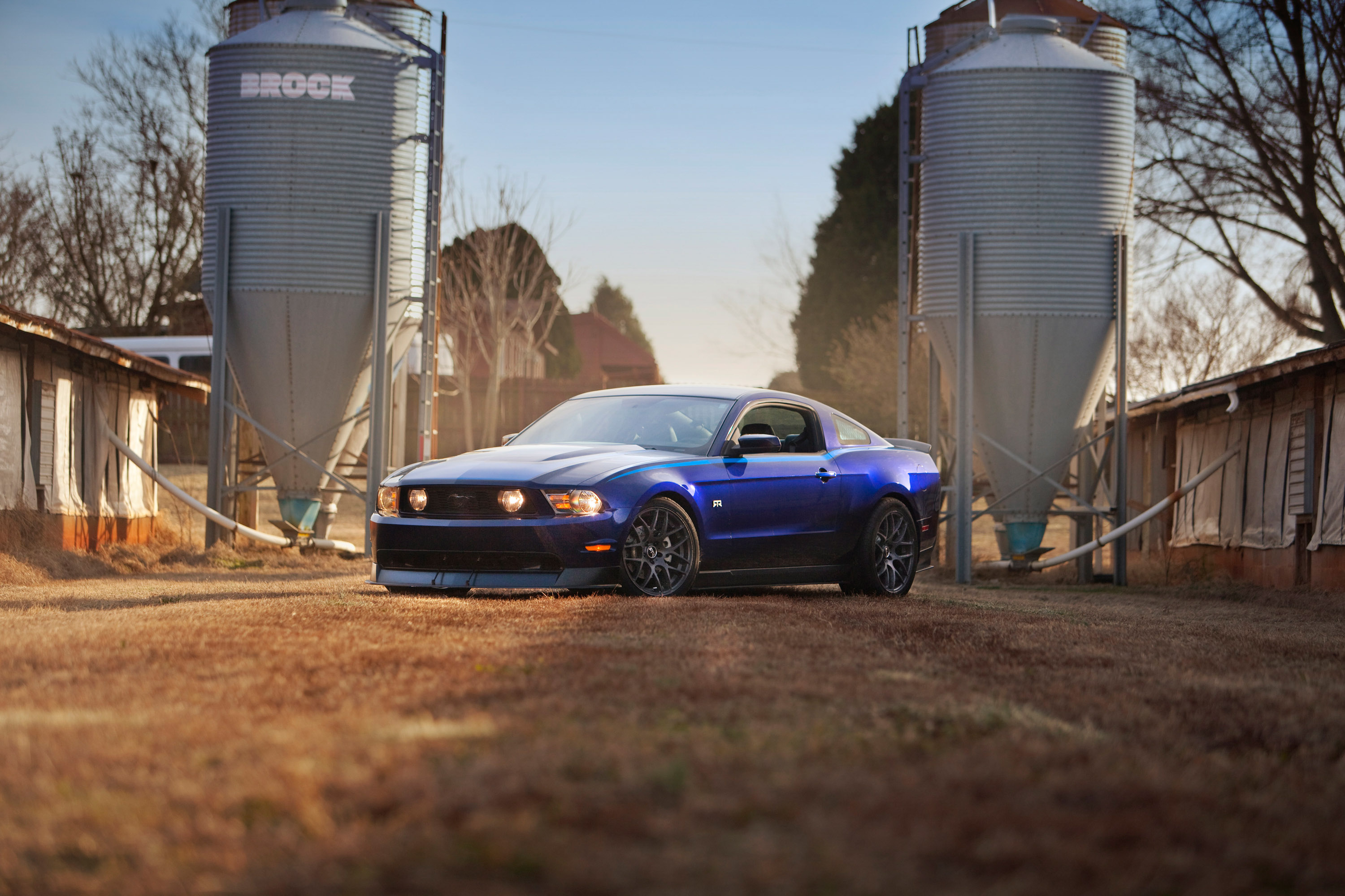 2011 Ford Mustang Rtr The High End Drift Machine
