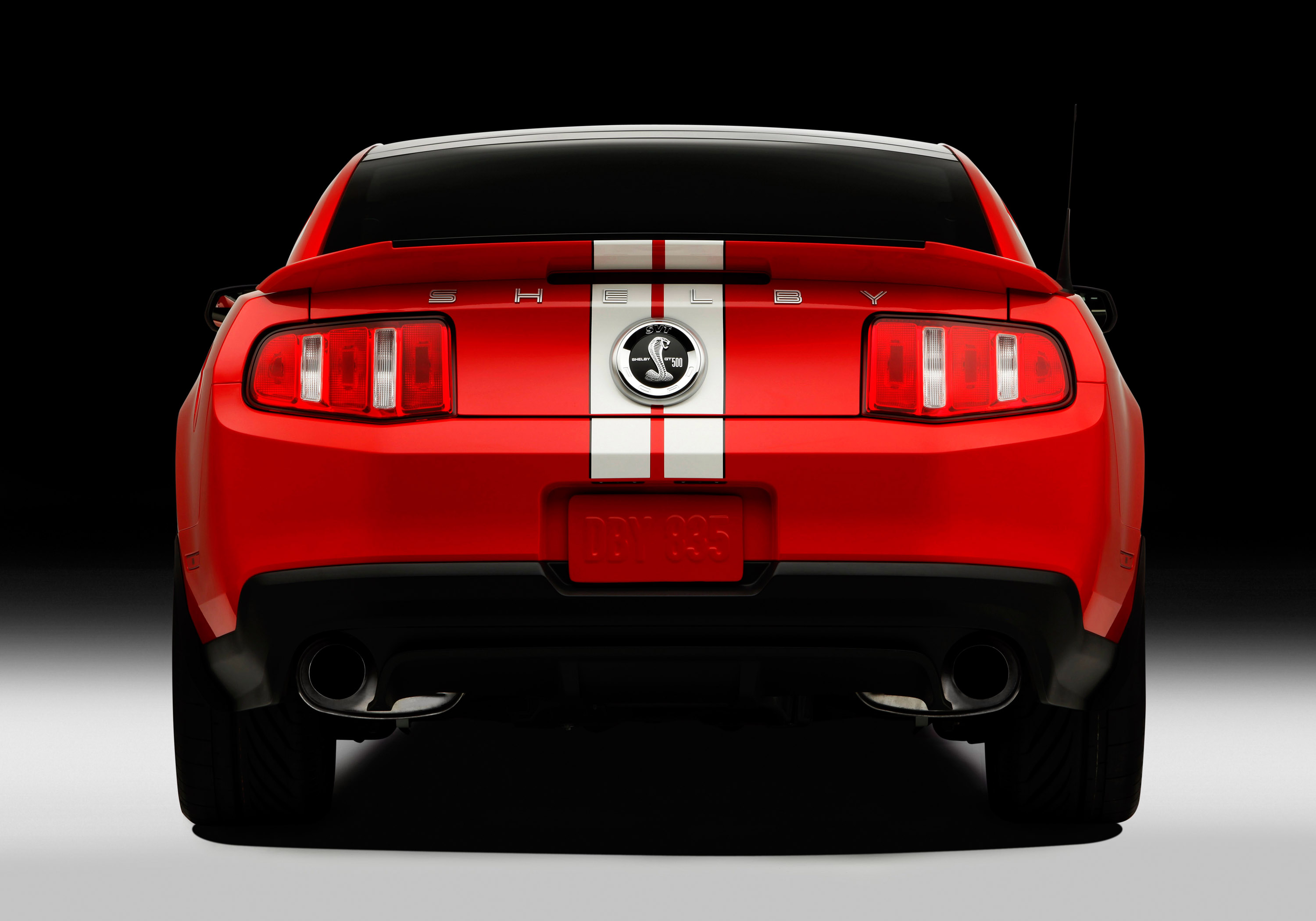 2011 Ford Shelby Gt500 Offered With Optional Svt Performance Package Wiring Diagram
