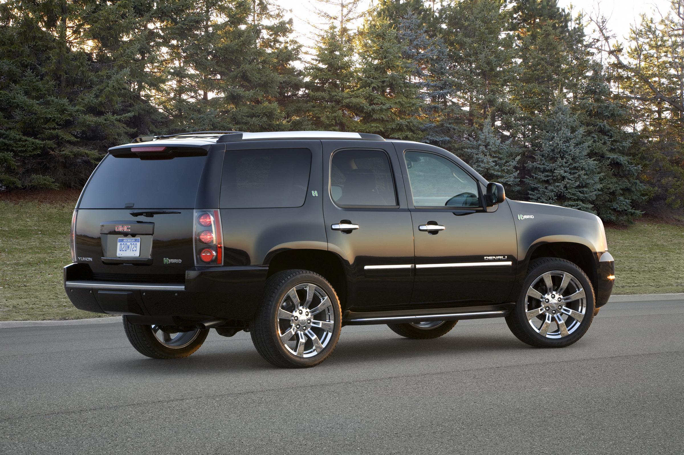 2011 GMC Yukon Denali Hybrid - Picture 51555