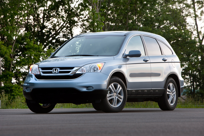 Honda Cr V Boasts Restyled Vision And New Grade For 2011