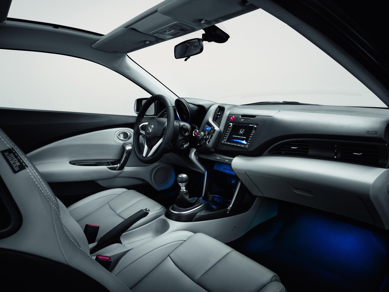 Honda Cr Z Sport Hybrid Coupe