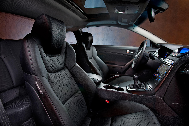 2011 Hyundai Genesis Coupe 3 8 R Spec Picture 42269