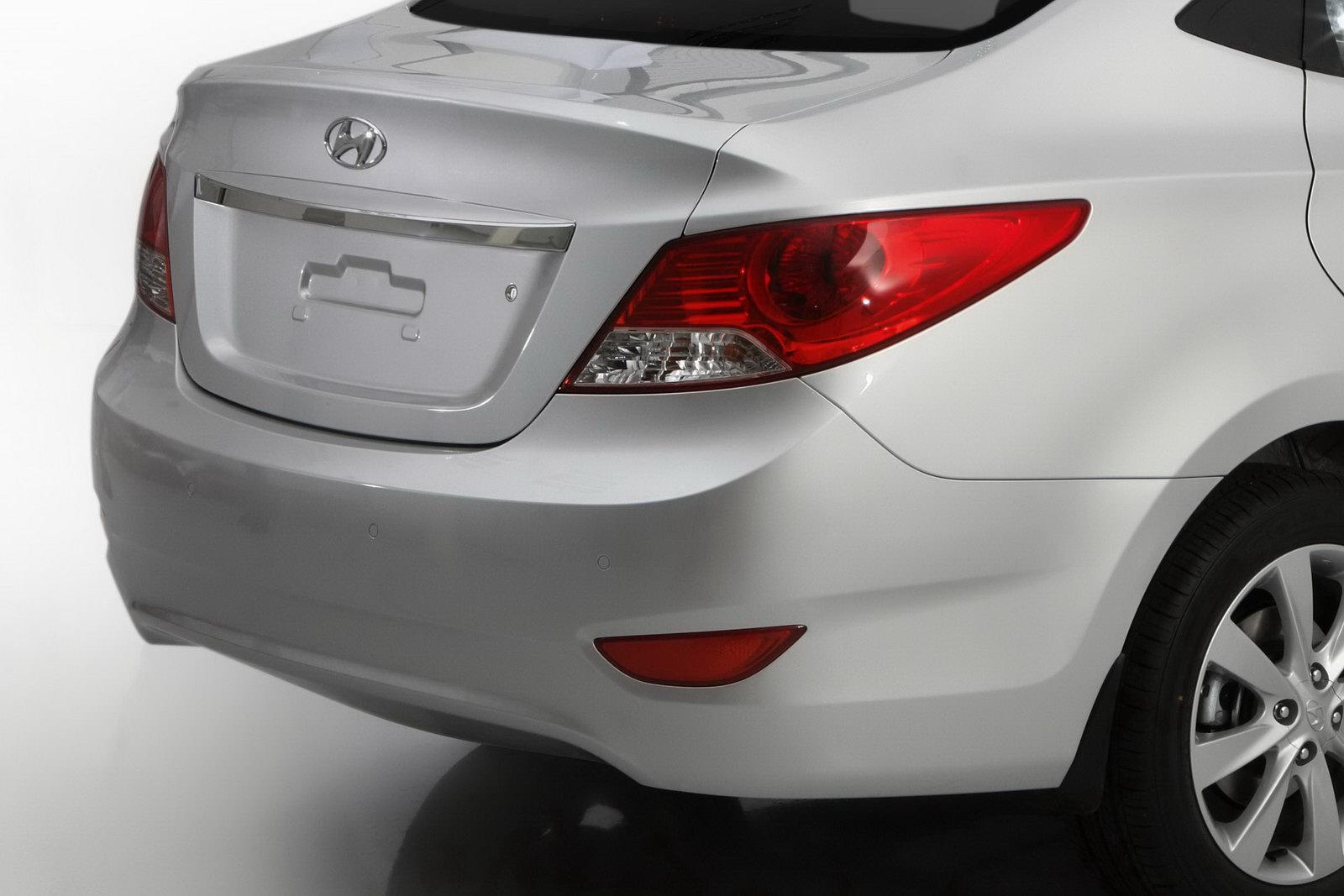 2011 Hyundai Solaris Is Announced For Russia