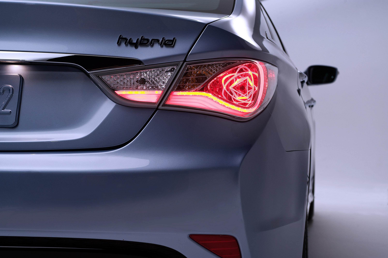 2011 Hyundai Sonata Hybrid price