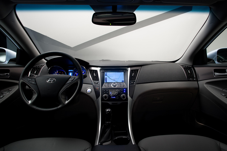 2011 Hyundai Sonata Hybrid Picture #15