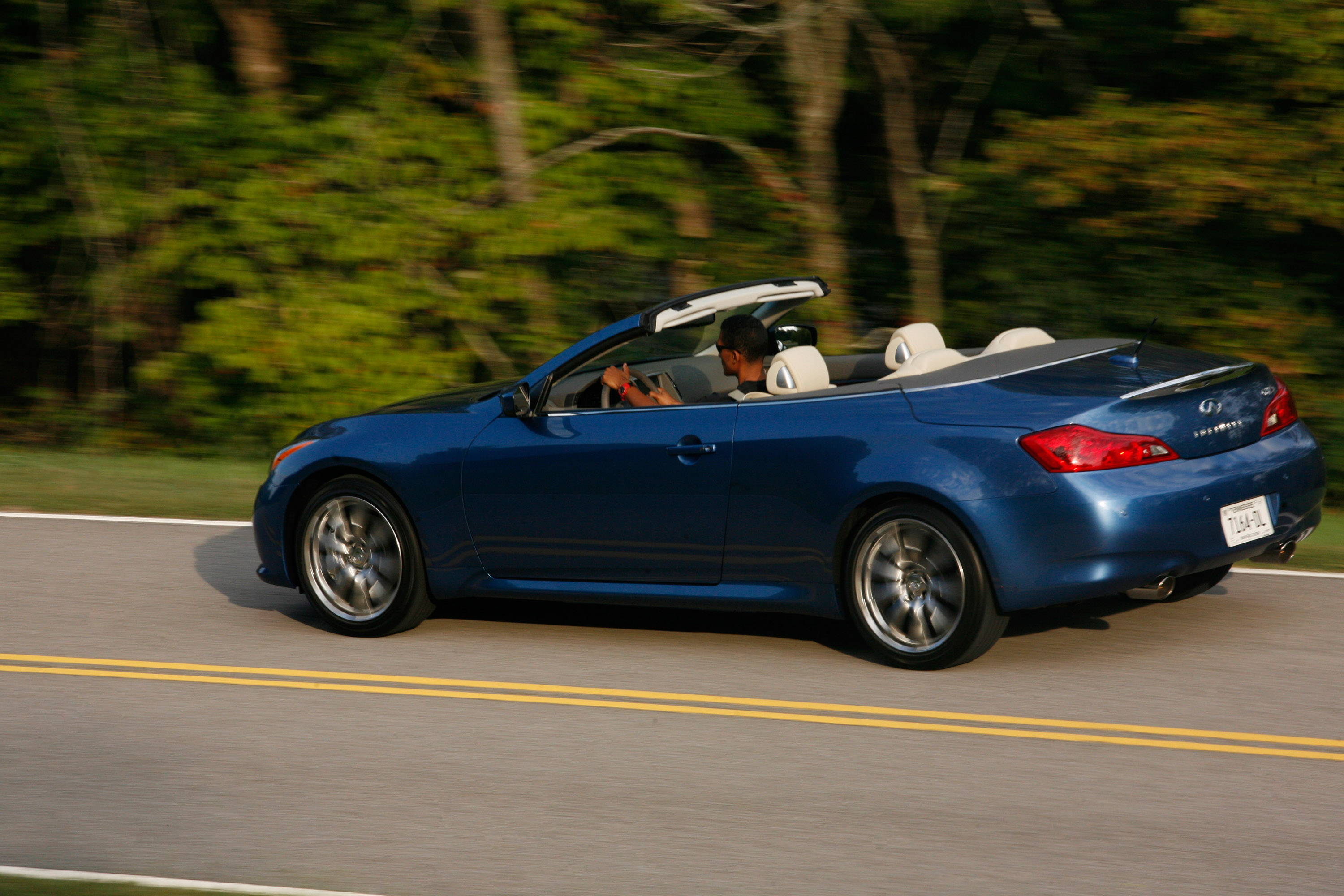 convert top cars convertible speed infiniti infinity