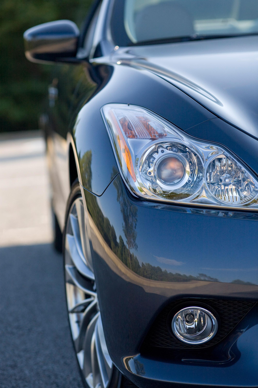 Infiniti G37 Headlights