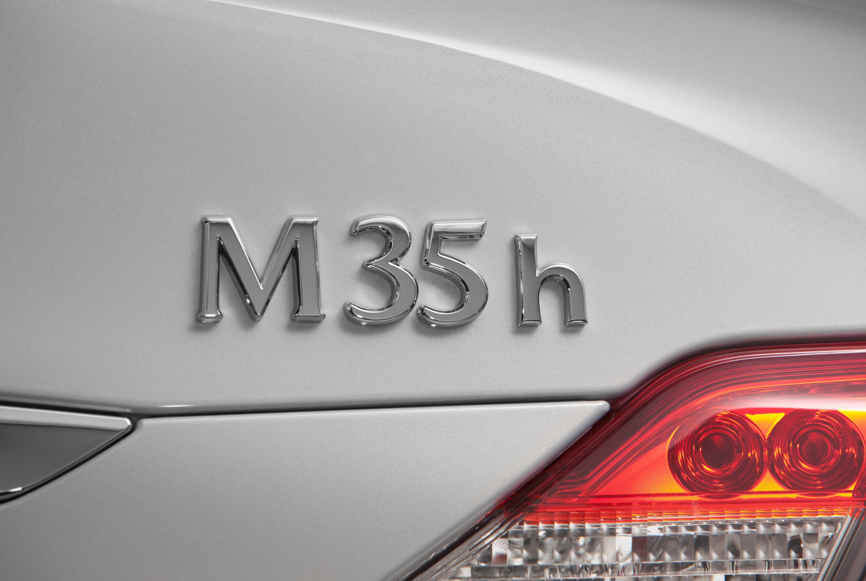 2011 infiniti m35h power and efficiency 2011 infiniti m35h vanachro Choice Image