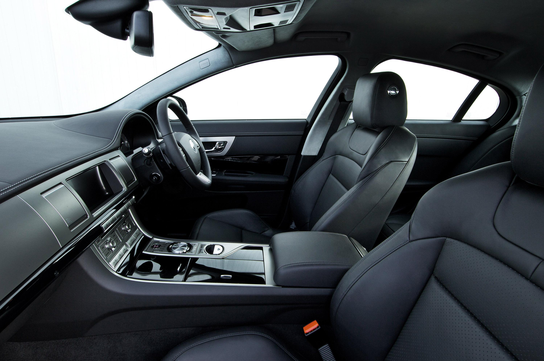 Jaguar Presents MY XF Lineup - 2011 jaguar xf premium review