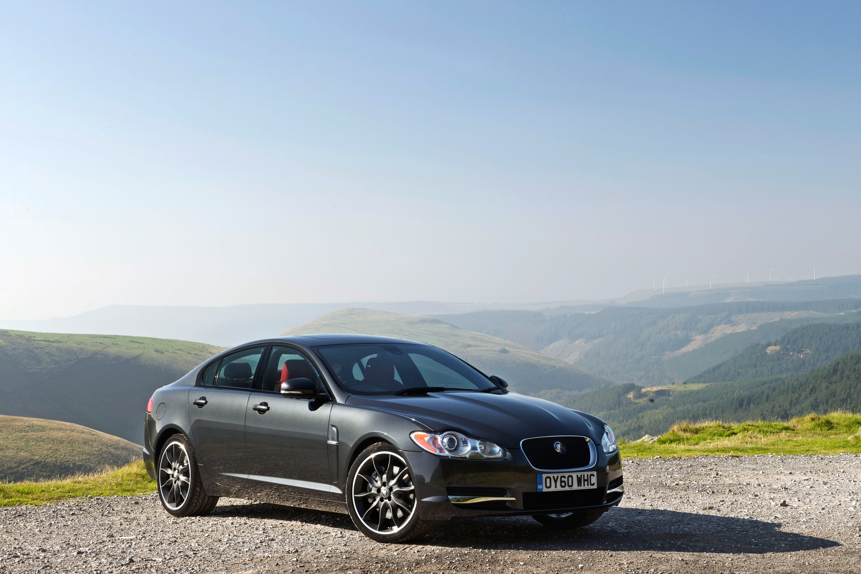 2011 Jaguar XFR - The Black Pearl