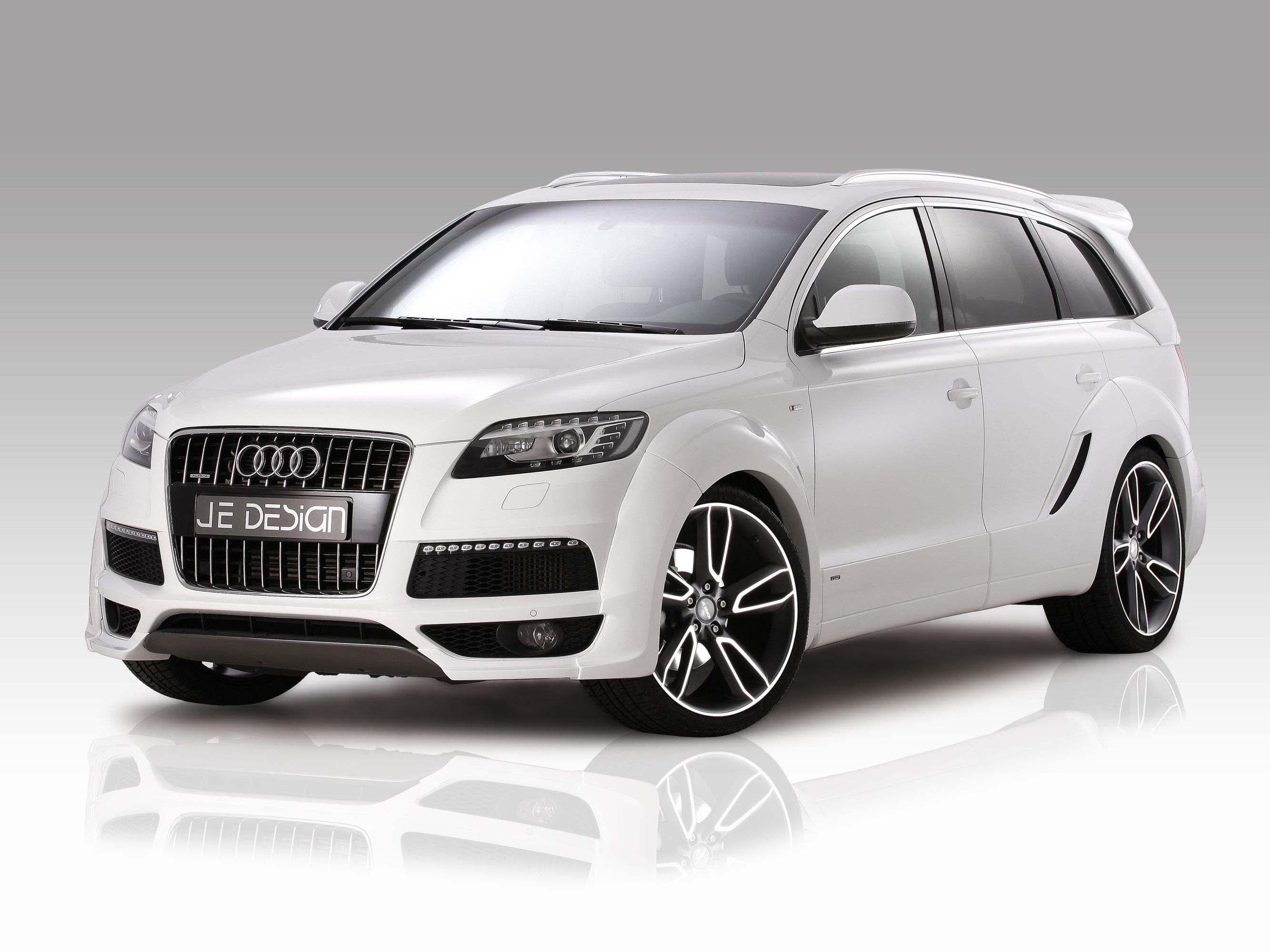 2011 Je Design Audi Q7 S