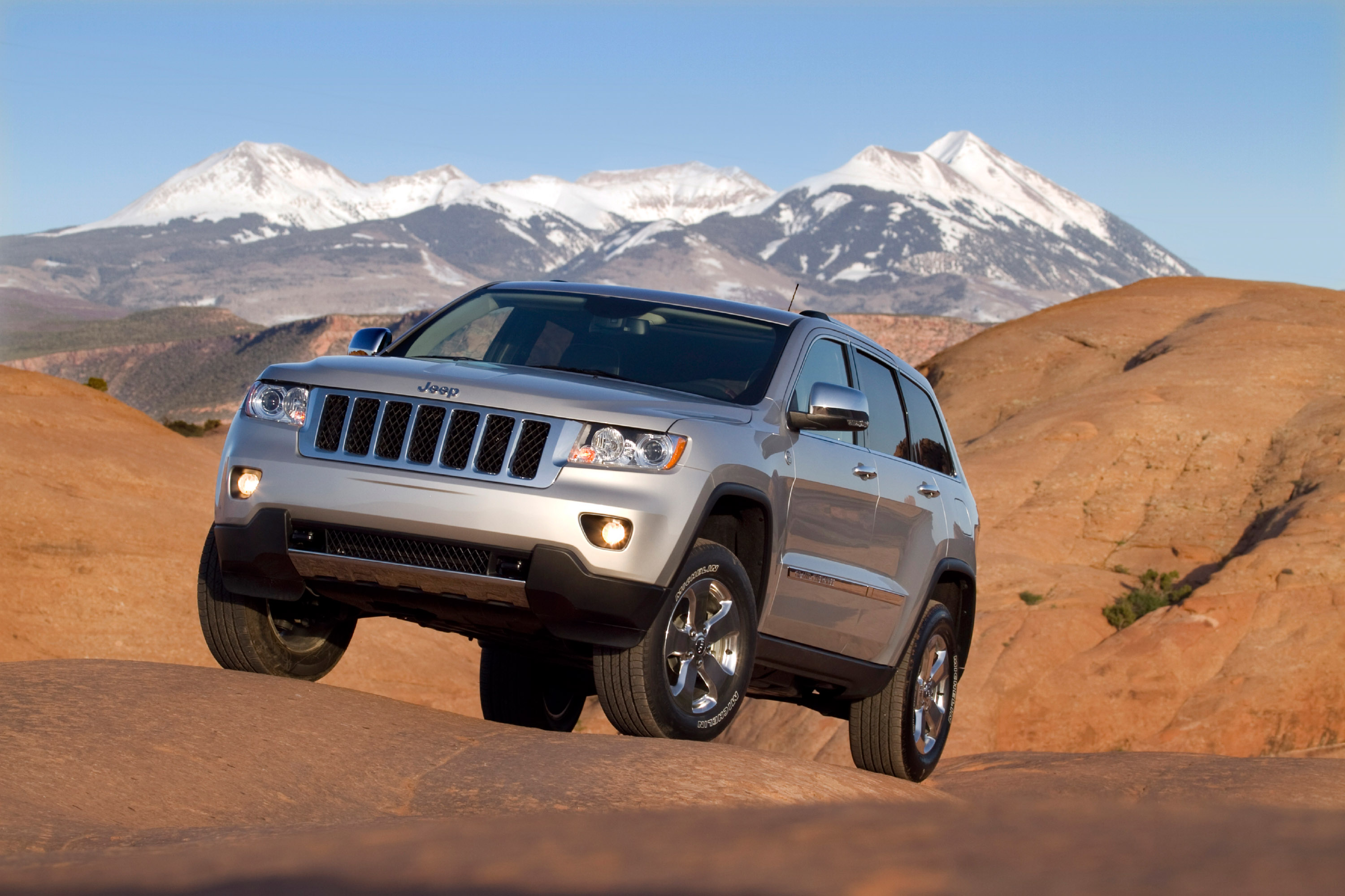 2011 Jeep Grand Cherokee.  Isuzu.  Chevrolet.