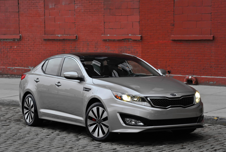 Finish Line Motors >> 2011 Kia Optima Sedan US sales start