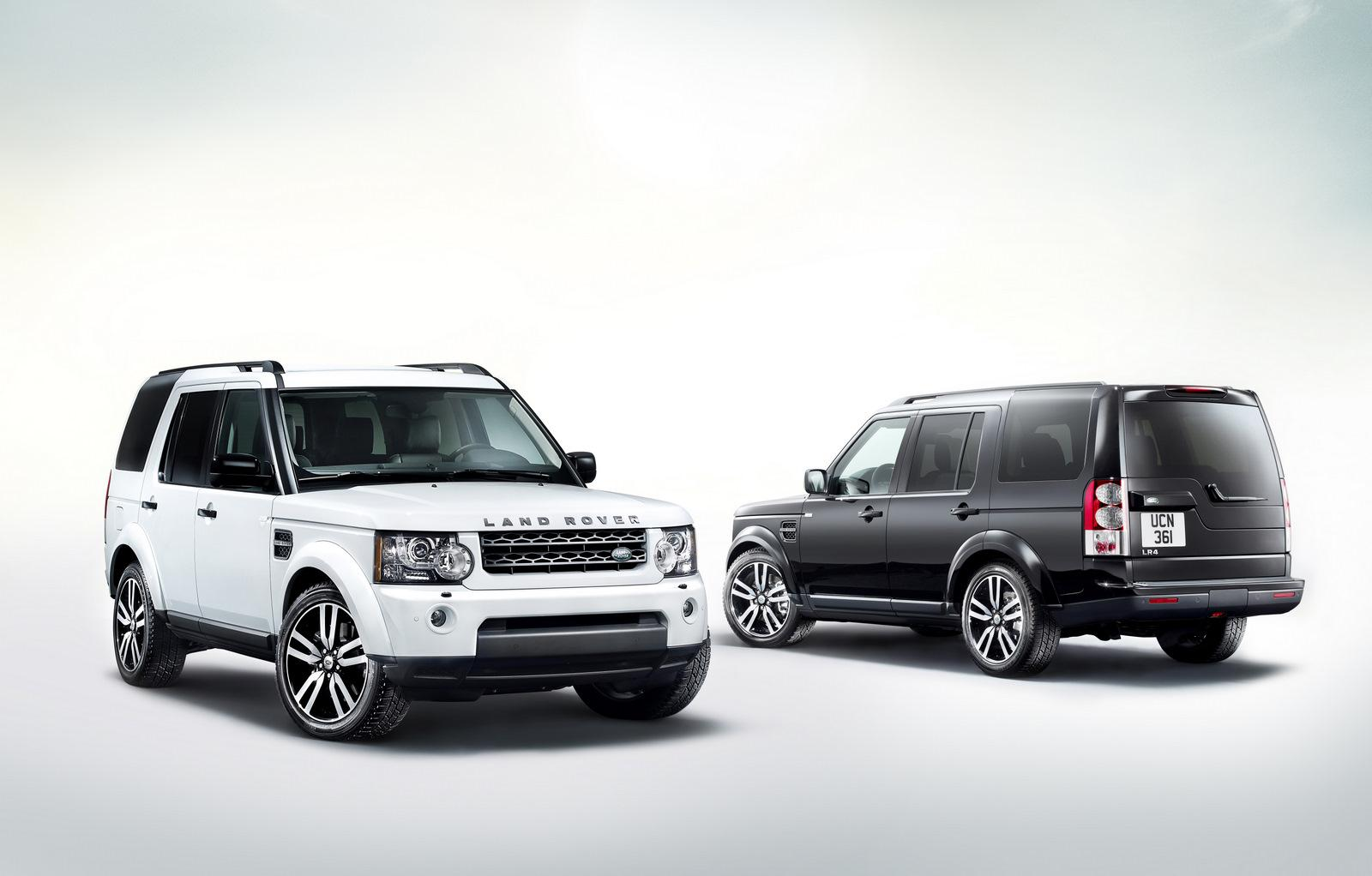 Land Rover Discovery 4 Landmark Special Edition Hits The