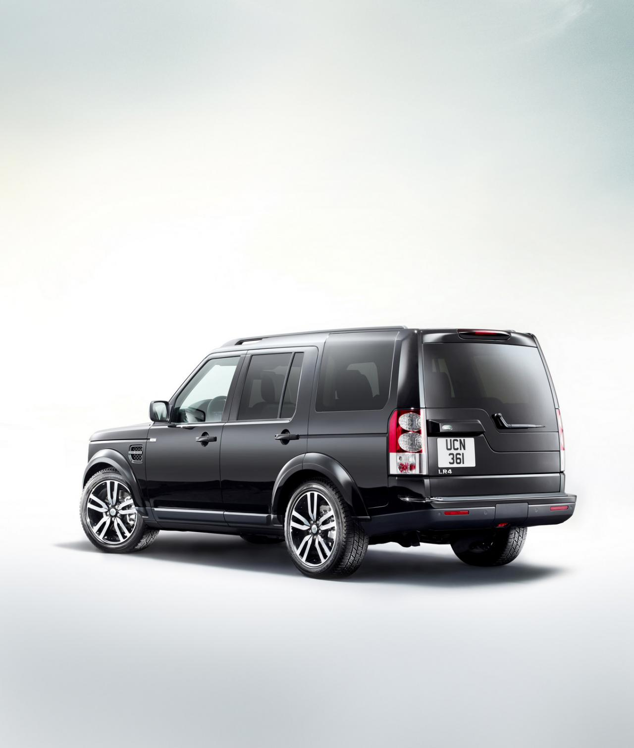 Land Rover Discovery 1995 Full Width: 2011 Land Rover Discovery 4 Landmark Special Edition
