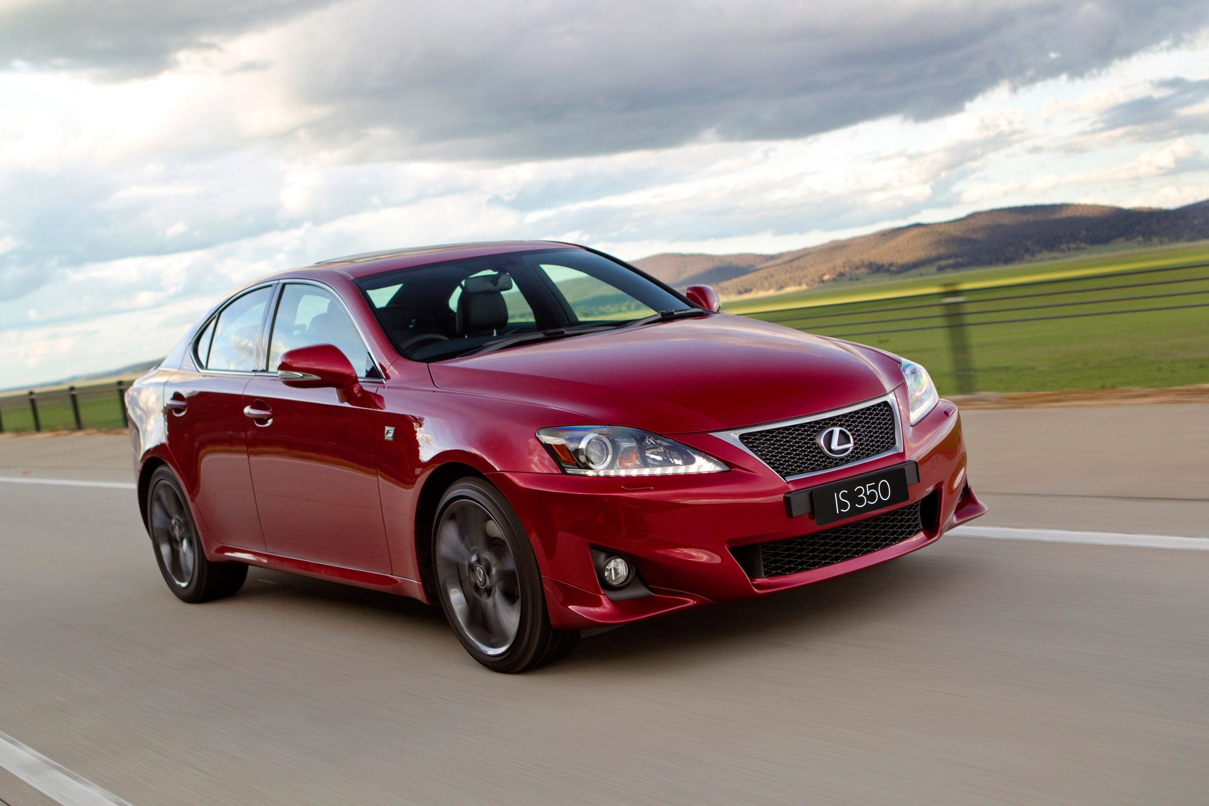 2011 lexus is250 f sport red the image kid has it. Black Bedroom Furniture Sets. Home Design Ideas
