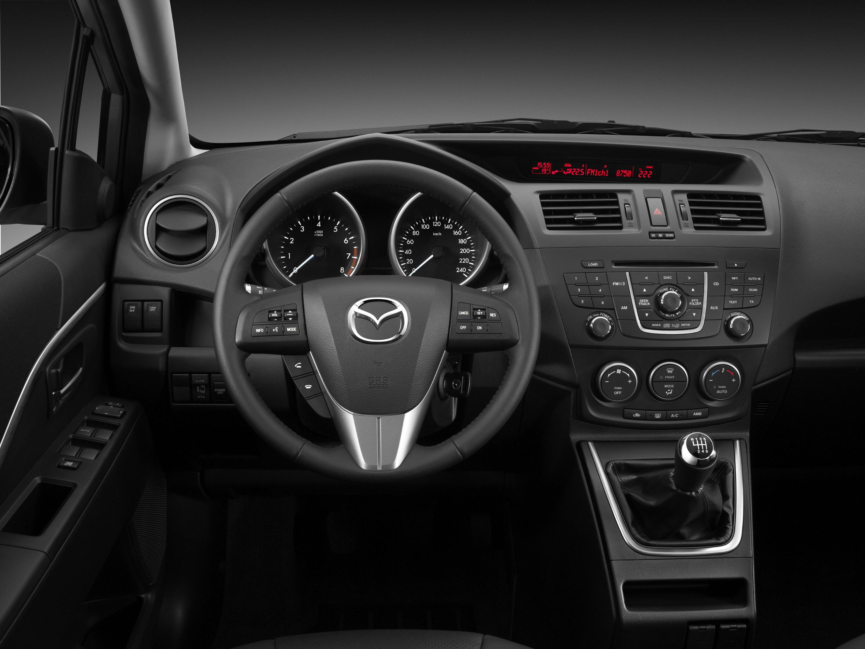 2011 Mazda5 Compact Van Gets New 1.6l Diesel Unit - autoevolution