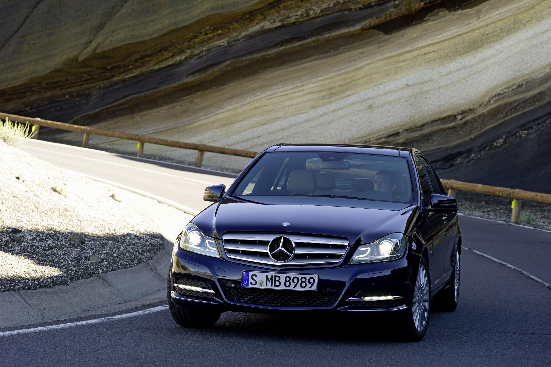 2011 Mercedes Benz C Class