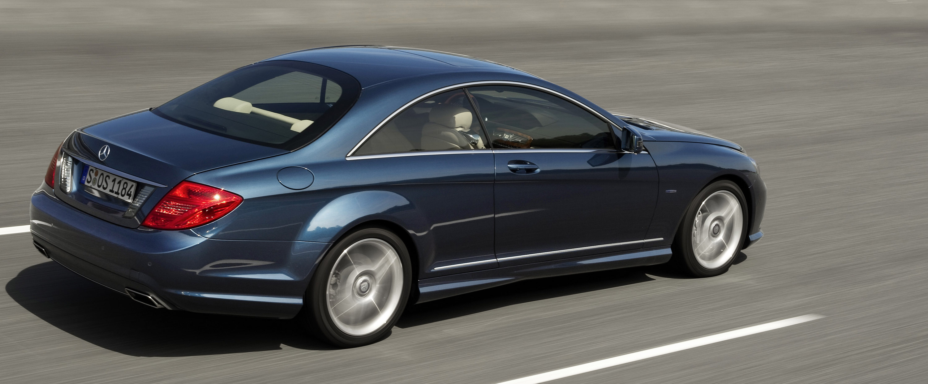 Beautiful ... 2011 Mercedes Benz CL Class, ...