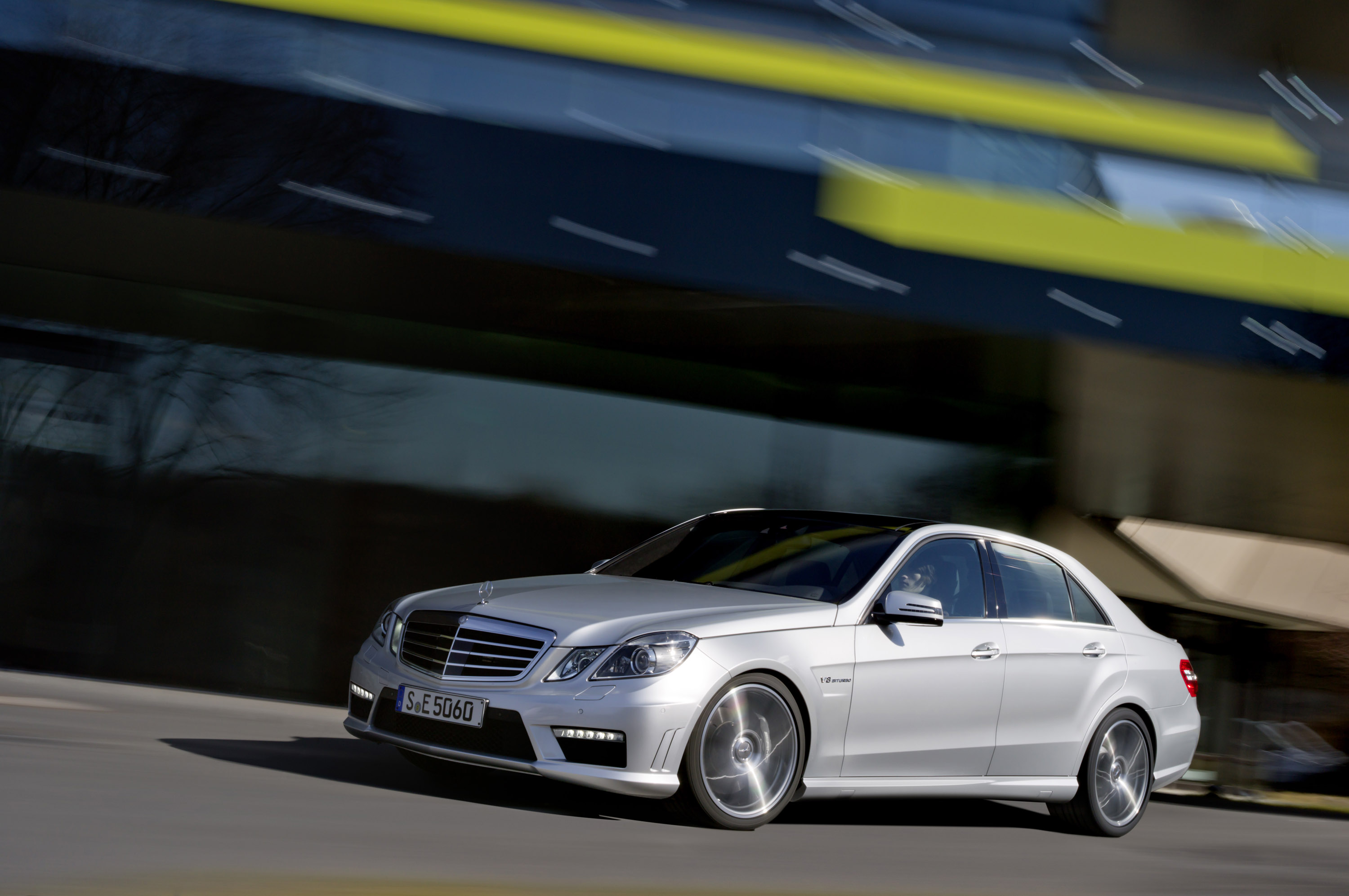 2011 Mercedes Benz E 63 Amg Picture 53369
