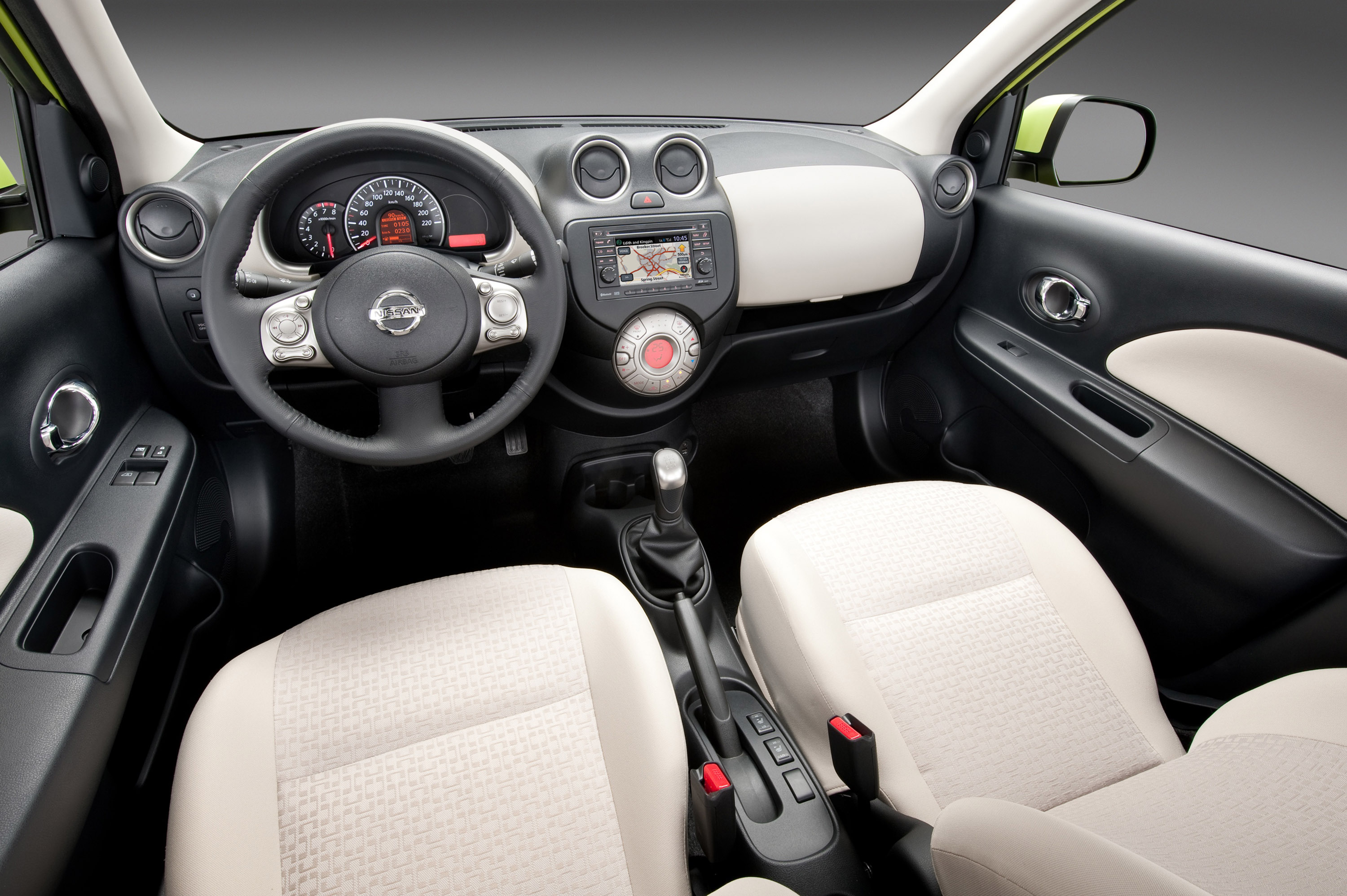 Nissan Micra Review >> 2011 Nissan Micra at the assembly line