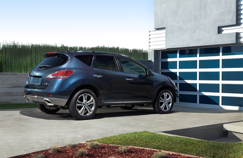 2011 Nissan Murano Diesel Video