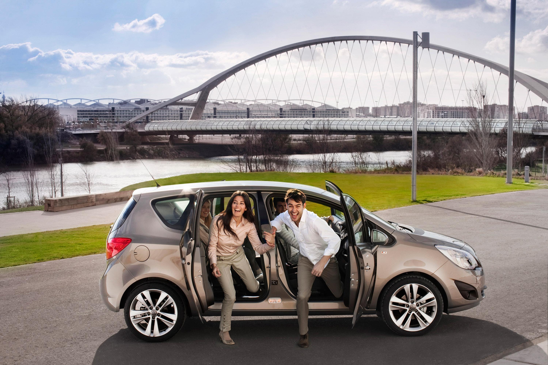 2011 Opel Meriva Flexibility At The Highest Level