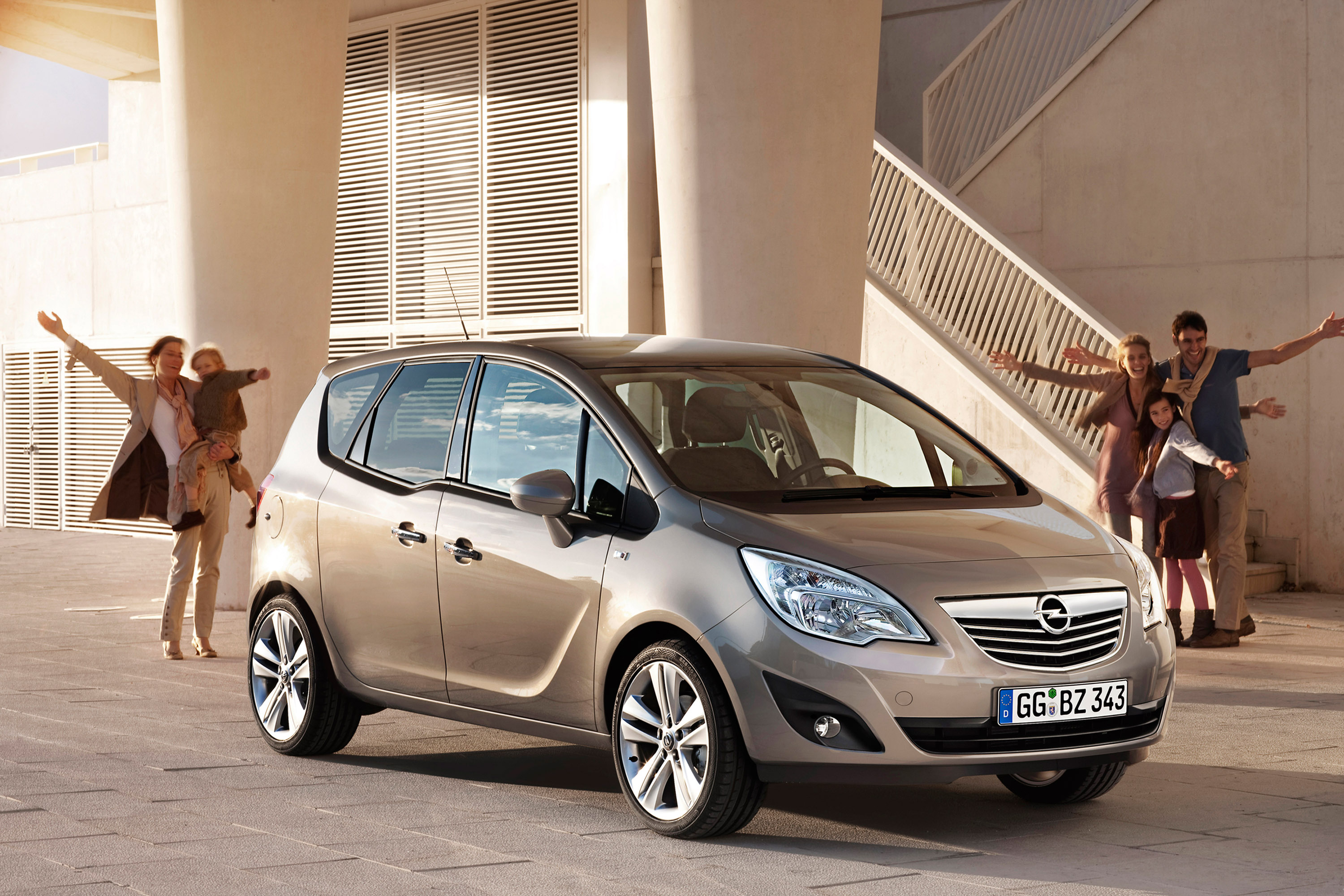 2011 opel meriva flexibility at the highest level 2011 opel meriva sciox Image collections