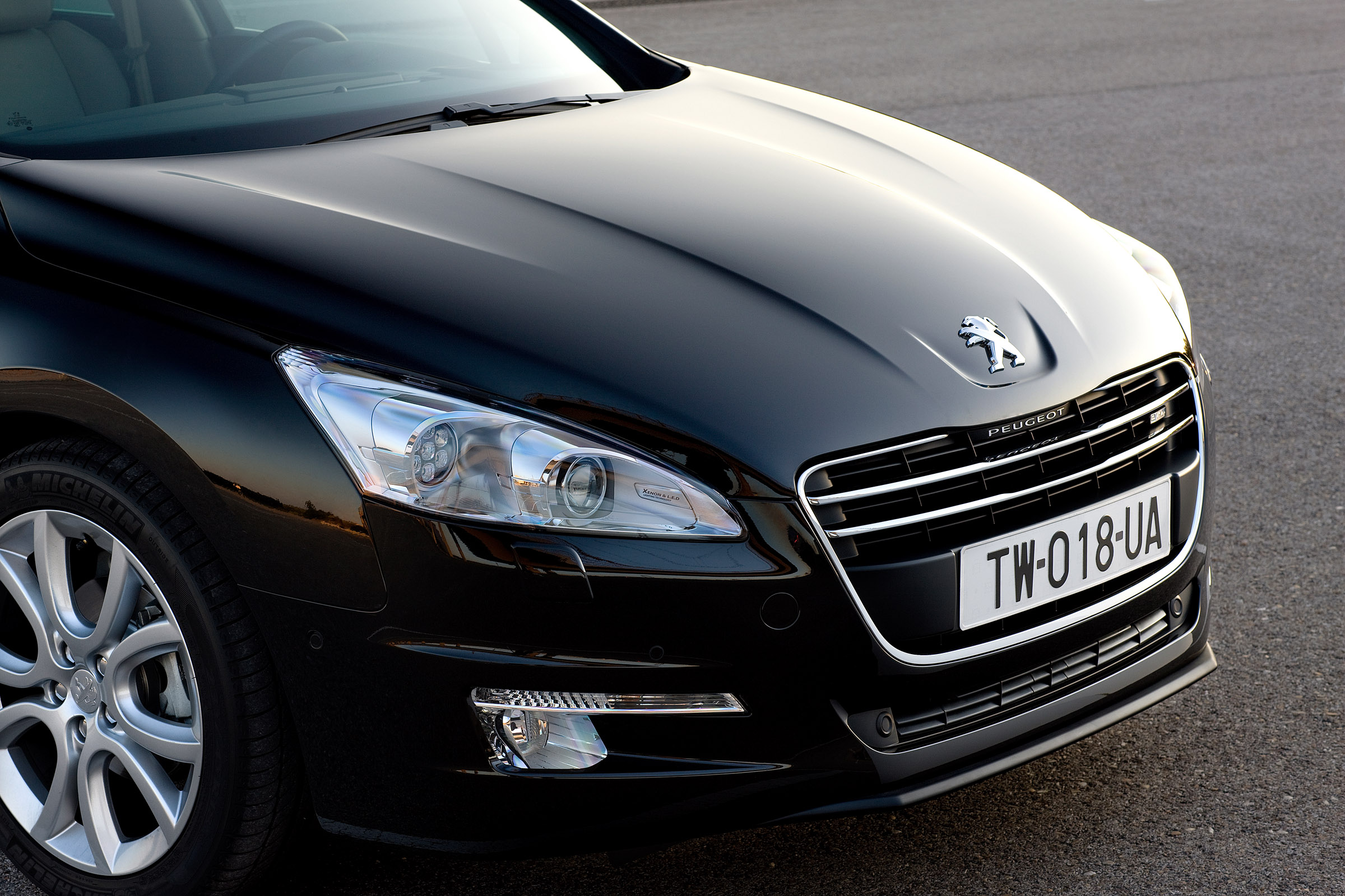 A G Auto Sales >> 2011 Peugeot 508 reports strong sales