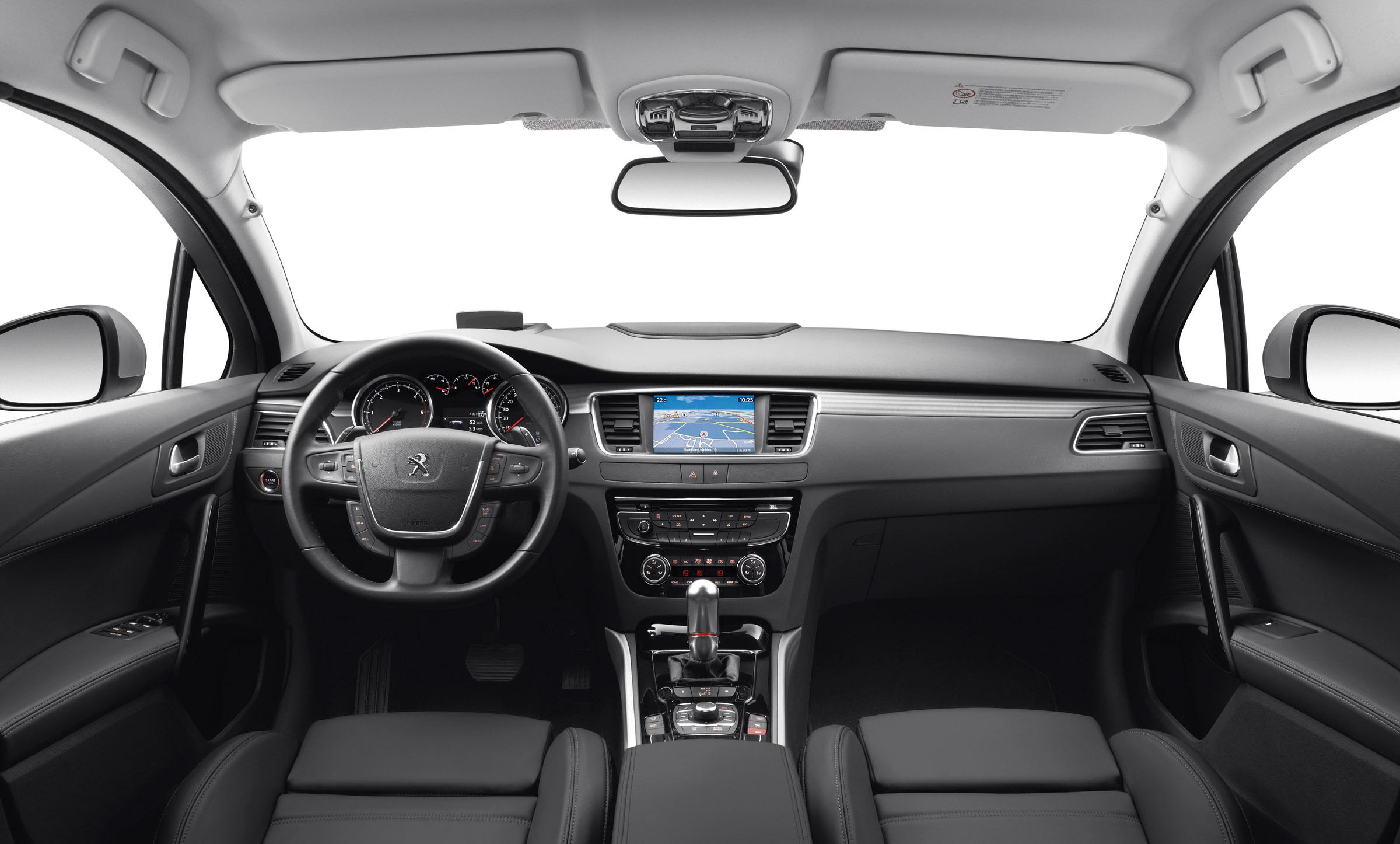 Mini Cooper 2019 >> 2011 Peugeot 508 SW - Picture 51981