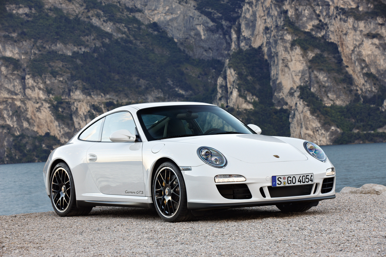 2011 Porsche 911 Carrera Gts Test Drive Video