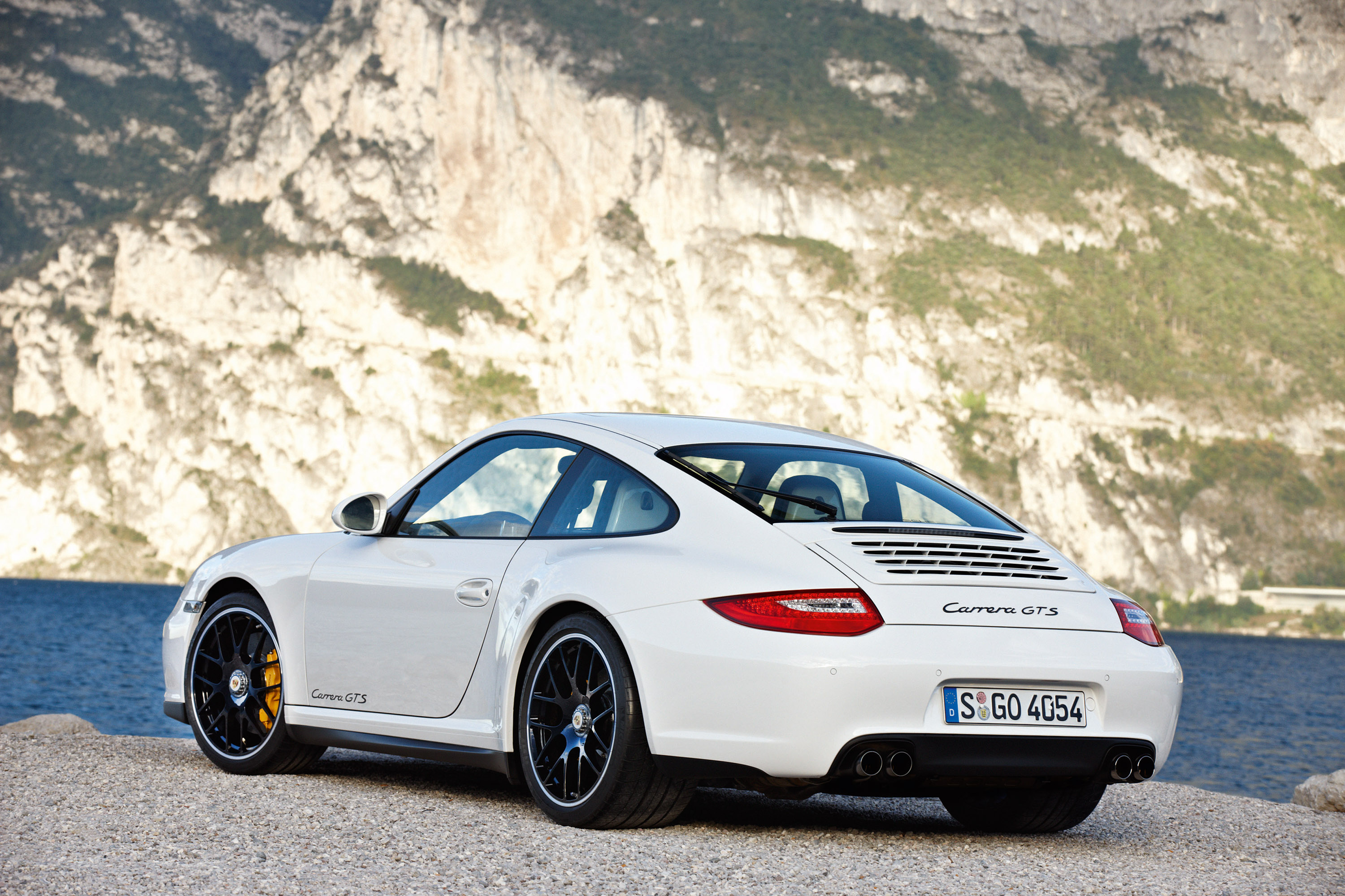 2011 Porsche 911 Carrera Gts Test Drive Video