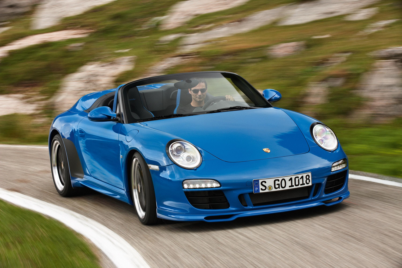 2011 Porsche 911 Speedster Limited Edition By Porsche