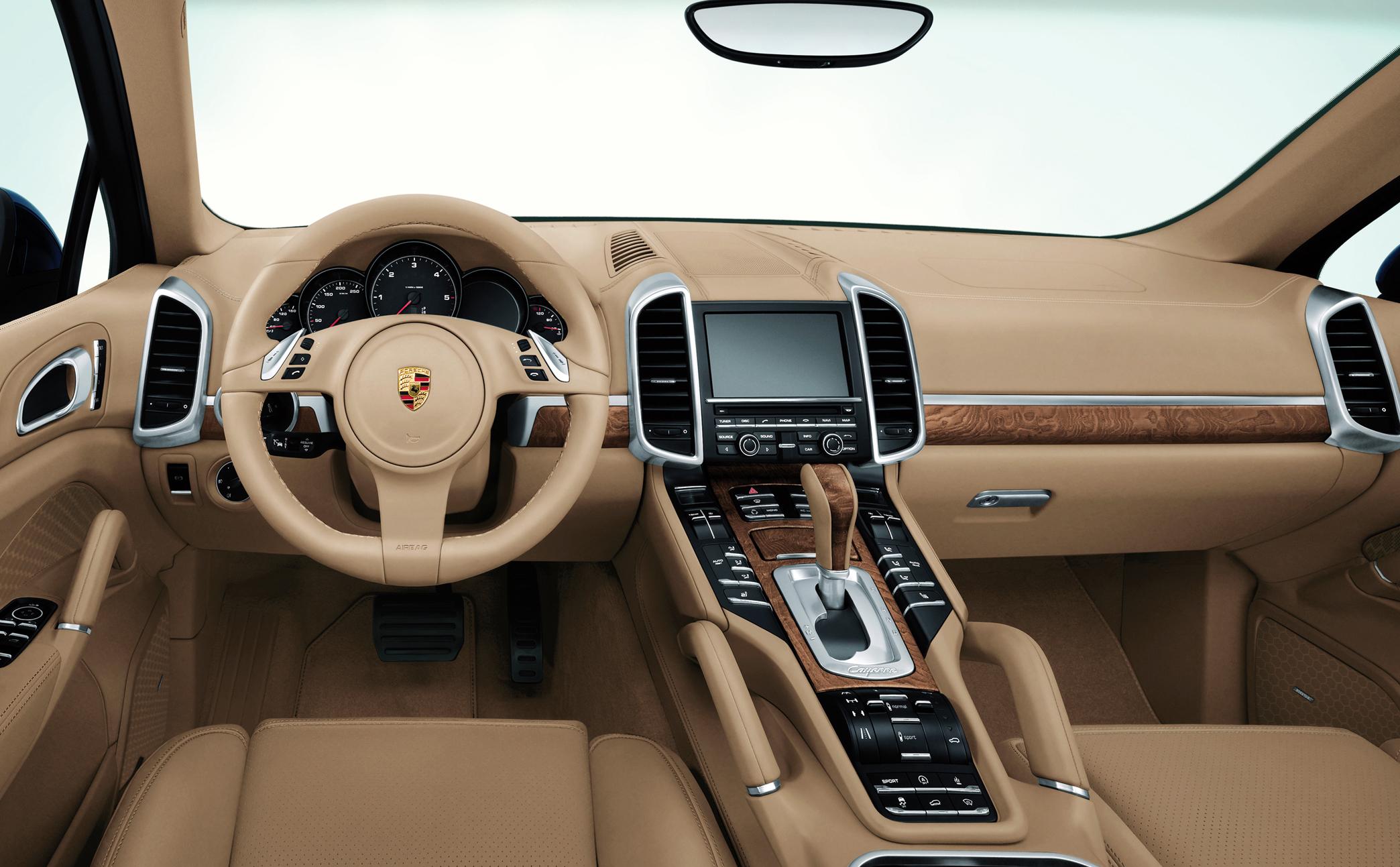 2011 Porsche Cayenne US market launch