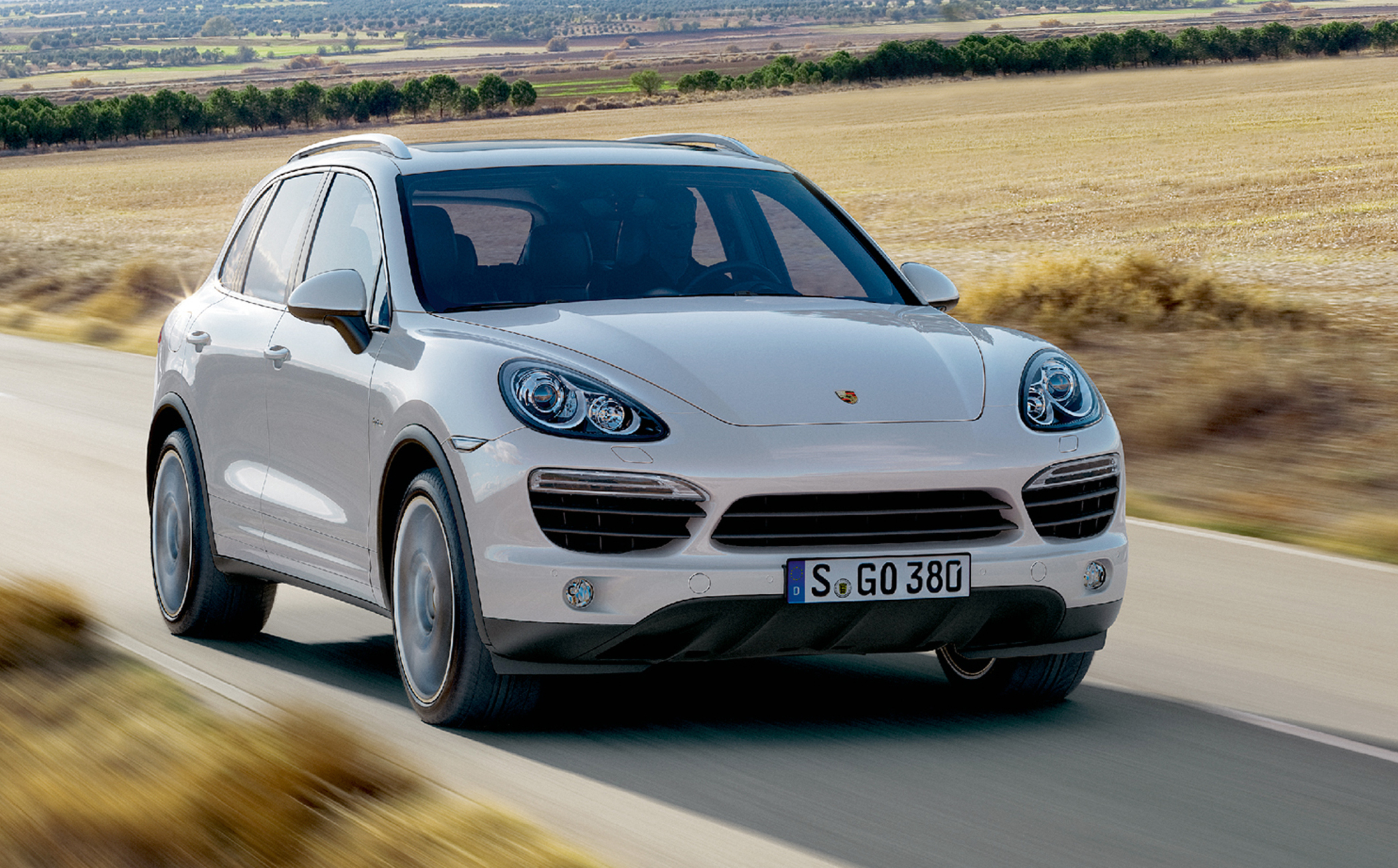 2011 Porsche Cayenne Us Market Launch