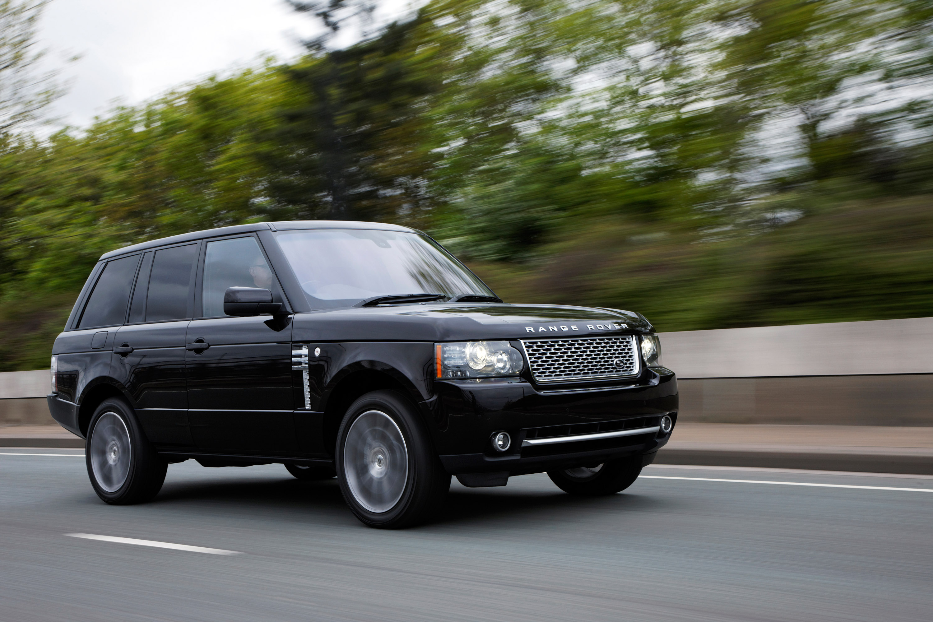 range rover autobiography black 40th anniversary limited edition. Black Bedroom Furniture Sets. Home Design Ideas