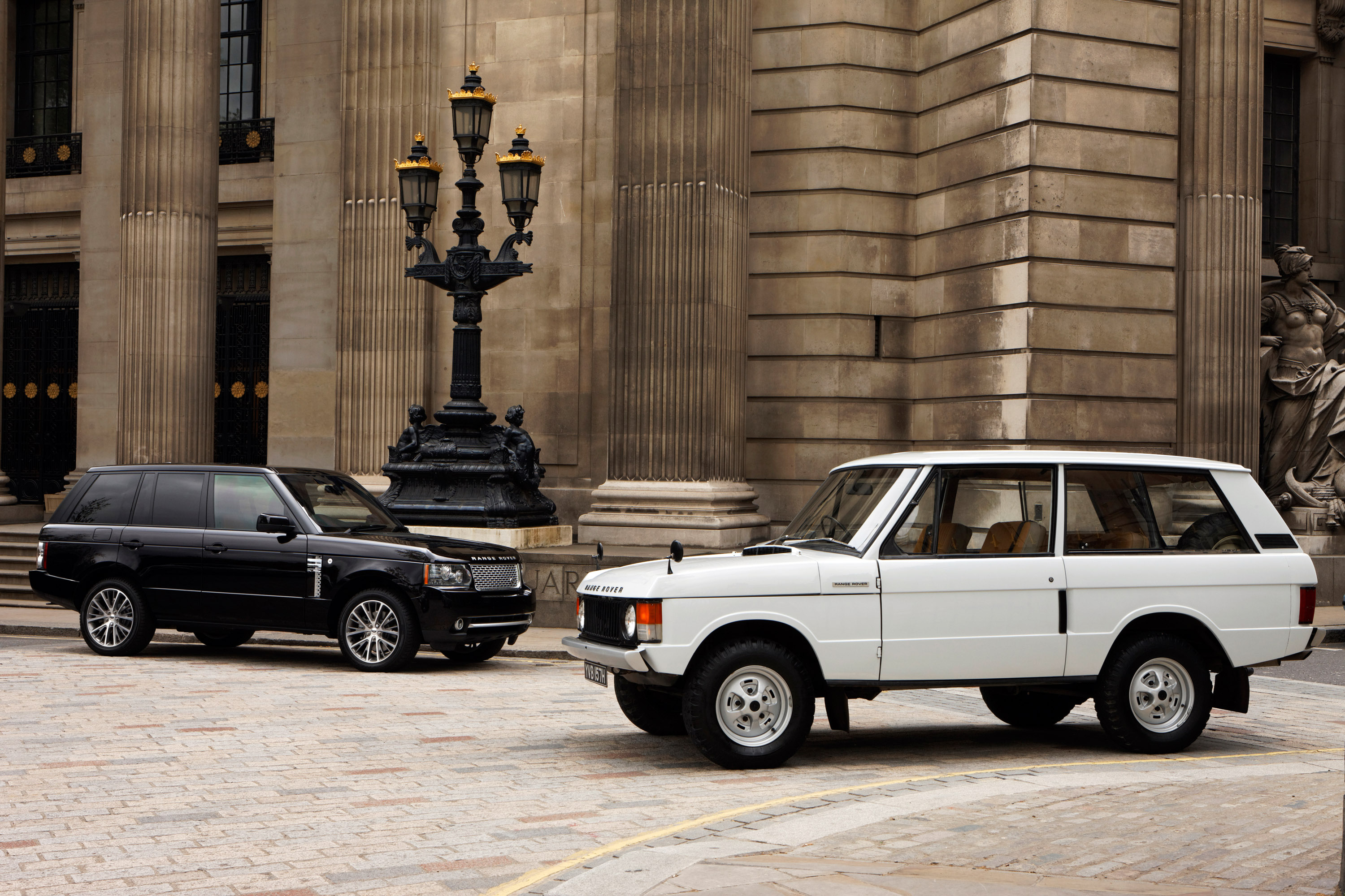 2011 Range Rover Autobiography Black 40th Anniversary Limited Edition ...