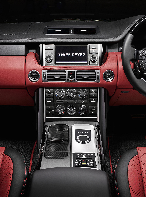 2011 Range Rover Autobiography Black 40th Anniversary