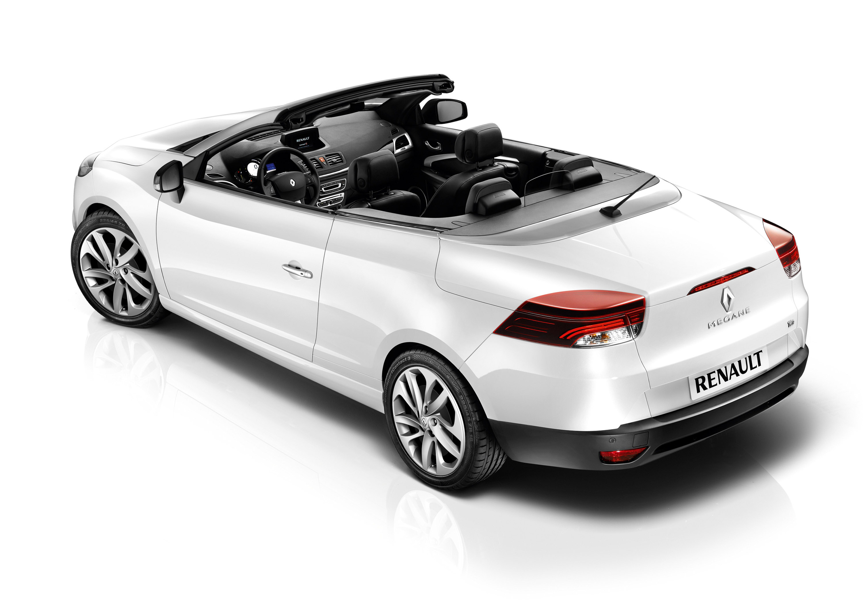 2011 renault megane coupe cabriolet full details. Black Bedroom Furniture Sets. Home Design Ideas