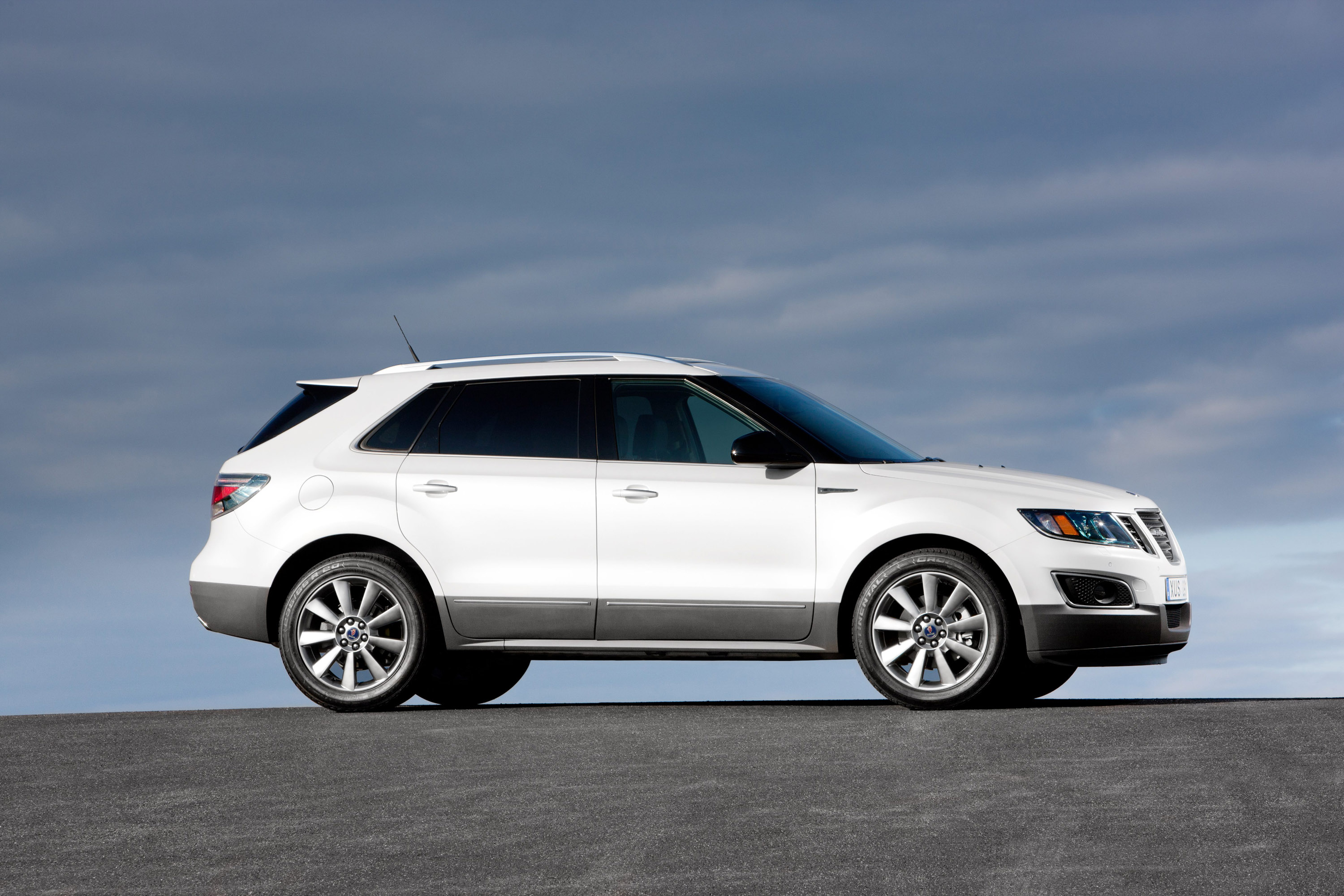 Saab 9 4x Finally An Interesting Vehicle From The Company