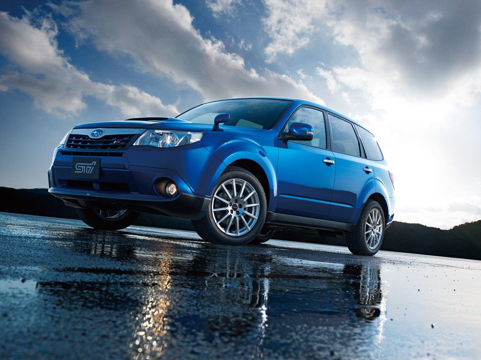 2011 Subaru Forester St Family Turbo Vehicle